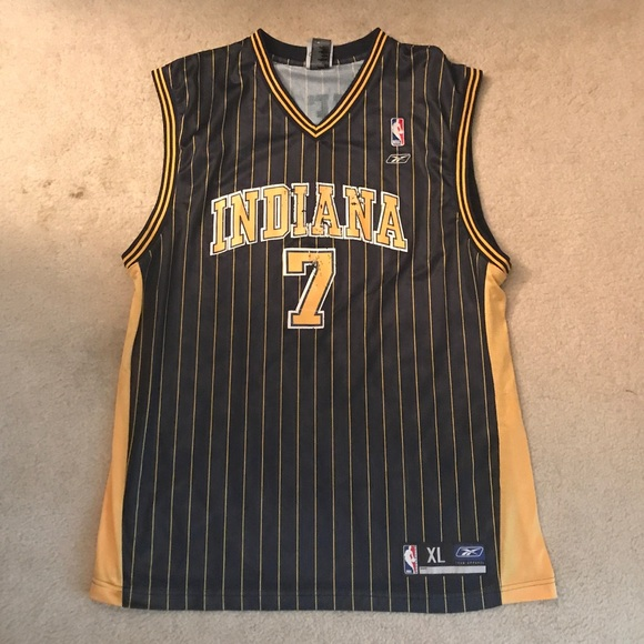 pacers jersey
